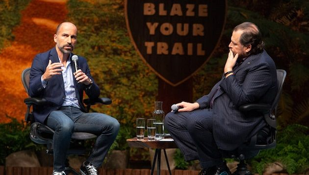 one piece of advice uber s new ceo would give to former ceo travis