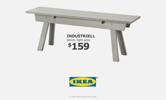 Ikea Does It Again With Cheeky Swipe At Stolen Bench Drama