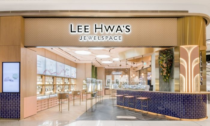 d948329b Lee Hwa unveils experiential store to lure customers back to brick-and ...