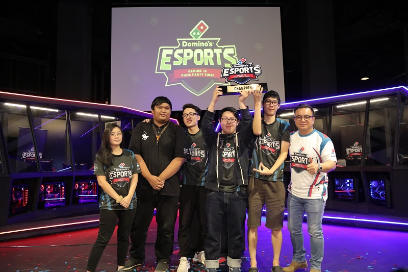 Domino's gets in-house e-sports marketing team, commits six