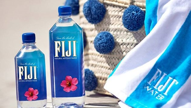 Fiji water steals the spotlight at golden globes thanks to camera
