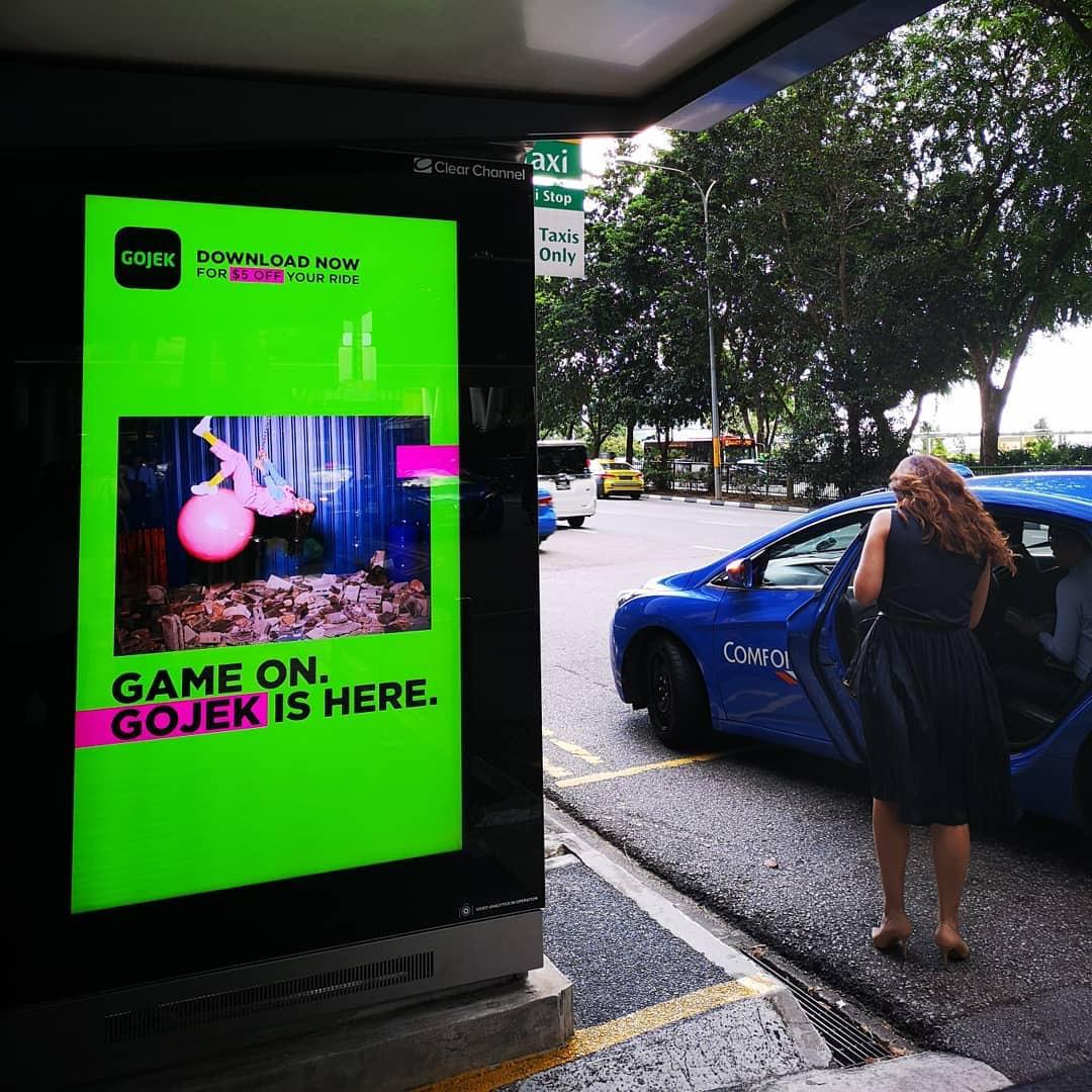 Go Jek Singapore: 'Hey Goliath, There Is A New Dave In Town', Says GOJEK In