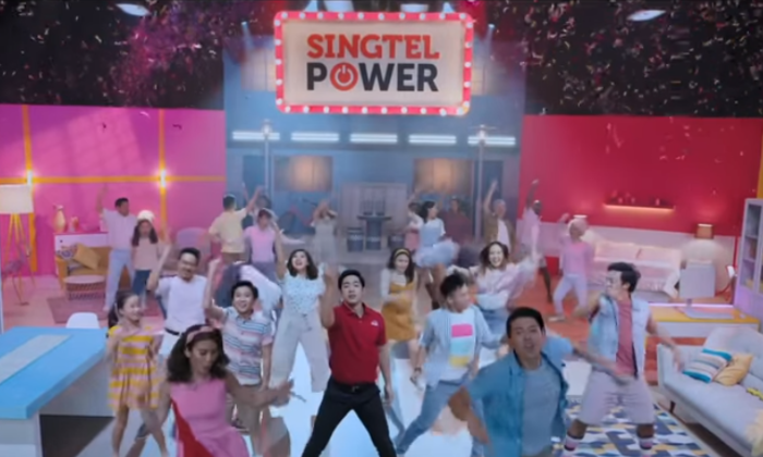 Singtel launches ad to promote its entry into electricity retail