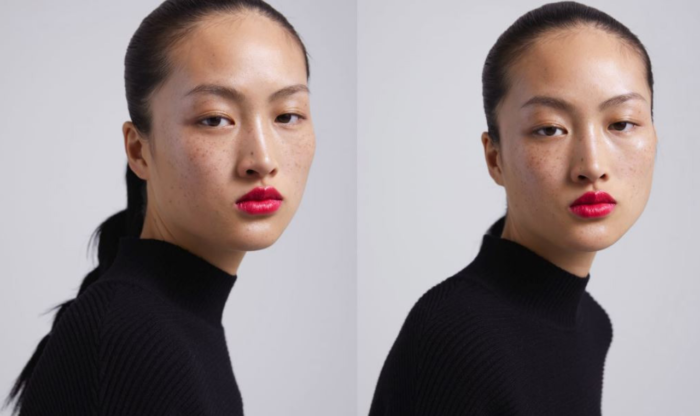 Freckled Zara ads spark another China racism row   Marketing