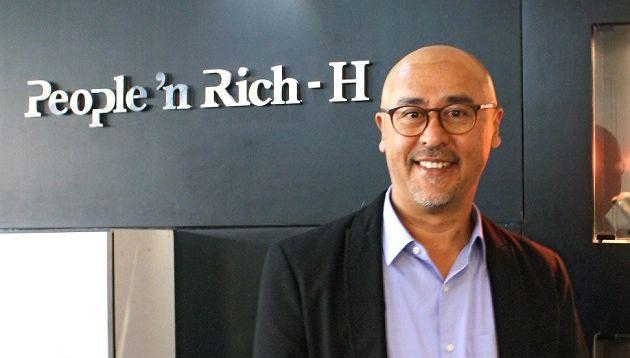 Former Naga DDB CEO David Mitchell resurfaces at People 'n Rich