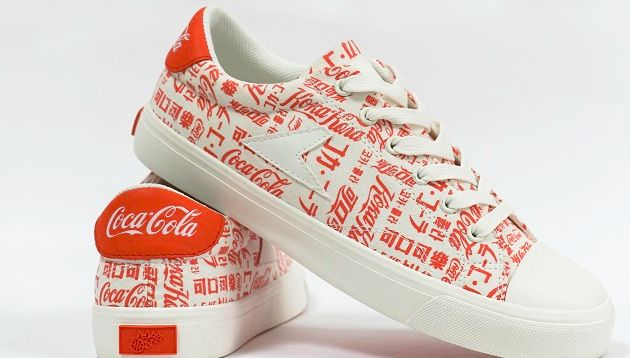 6313a3e198 Bata puts fresh spin on shoes with Coca-Cola collaboration ...