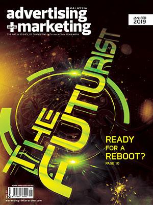 Advertising + Marketing magazine Malaysia, Jan - Feb 2019