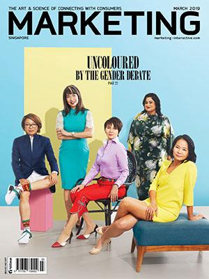 Marketing magazine Singapore, Mar 2019