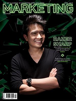 Marketing magazine Singapore, Apr 2019
