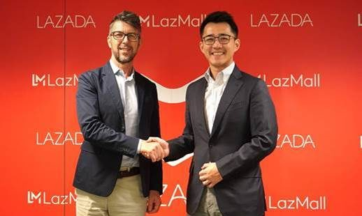 Lazada and L'Oreal ink deal to fulfil next-day delivery
