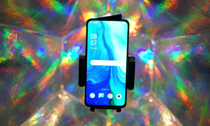 OPPO partners with Singapore content creators to market new