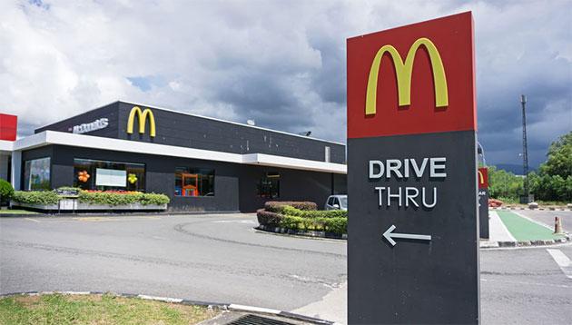 McDonald's Malaysia targets 20 more Drive-Thru restaurants