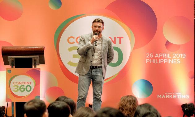 Sebastien Caudron, President, mContent APAC