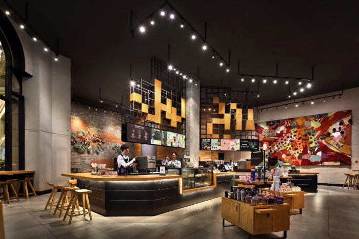 Starbucks And Microsoft Partner To Give Venue Tech A Boost