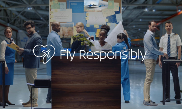 Image result for KLM SUSTAINABILITY IMAGES