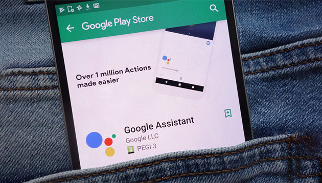 Google confirms leak of audio data from Google Assistant | Marketing