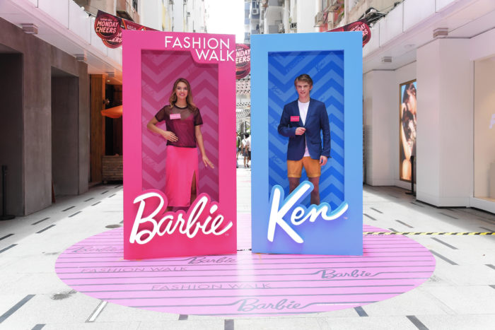 Barbie Celebrates A Big Pink Multibranded 60th Birthday Across Hang Lung S Hk Malls Marketing Interactive