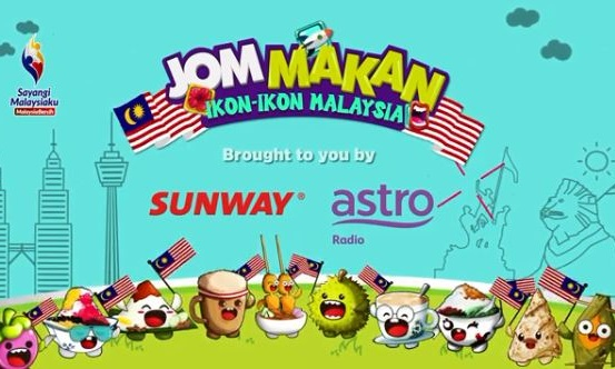 Sunway Group partners Astro for a 'truly Malaysian foodie