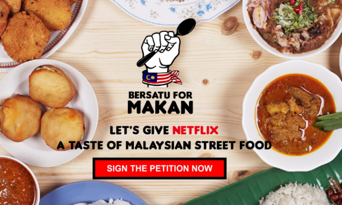 Bfm Station Gives Netflix A Taste Of Street Food After