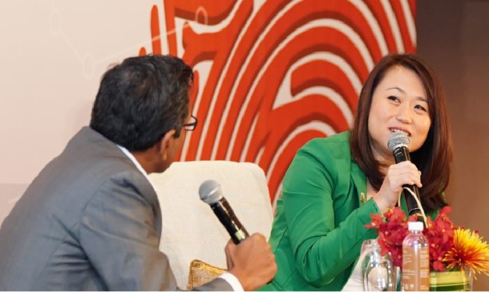 Grab CMO Cheryl Goh on tight budgets: 'I used to write my