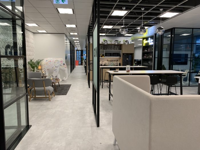 Golin HK opens trendy new office with a nostalgic design