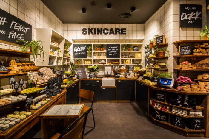 Lush opens Naked shop in Hong Kong - GRA