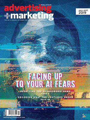 Advertising + Marketing magazine Malaysia, Jul - Sep 2019