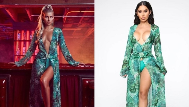 Versace sues fashion retailer for ripping off J.Lo \u0027Jungle