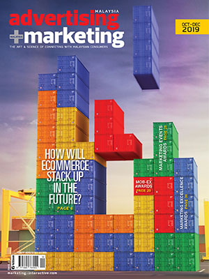 Advertising + Marketing magazine Malaysia, Oct - Dec 2019