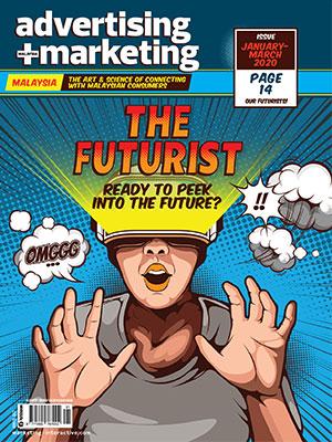 Advertising + Marketing magazine Malaysia, Jan - Mar 2020