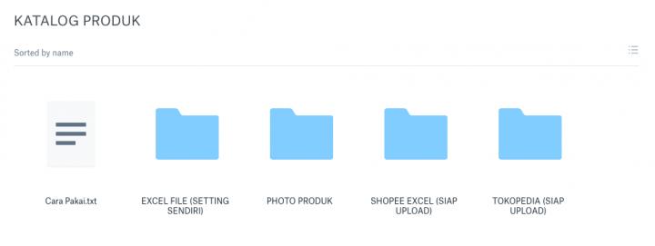 Lexoircom Cara Mass Upload Katalog Kami Di Tokopedia Dan Shopee