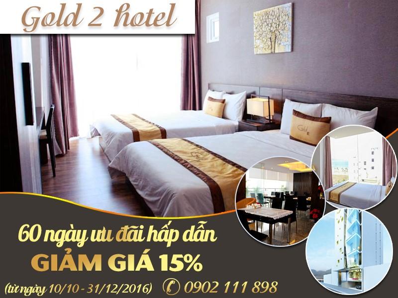 SOCK!!!DU LỊCH TIẾT KIỆM CÙNG GOLD2 HOTEL