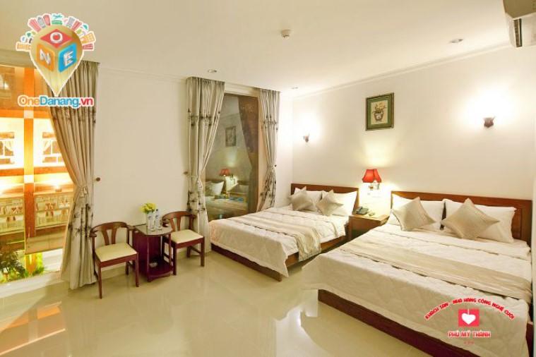 Phòng 2 giường 4 người