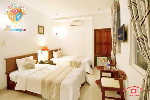 Phòng 2 giường 3 Người