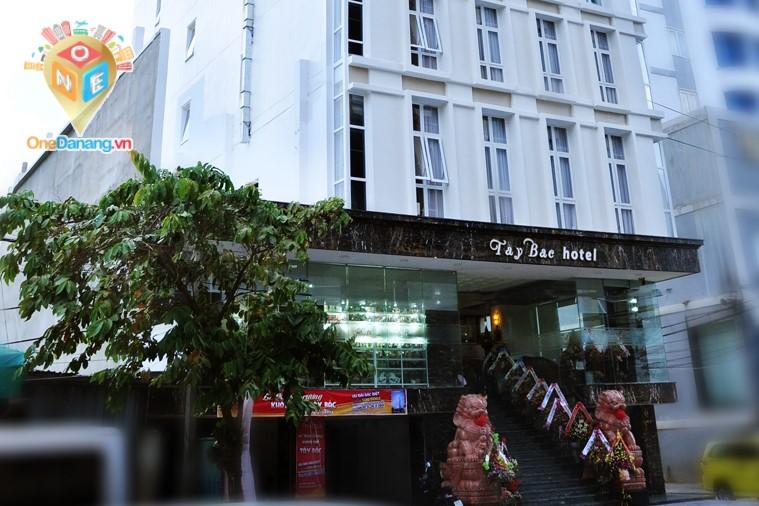 Khách sạn Tây Bắc