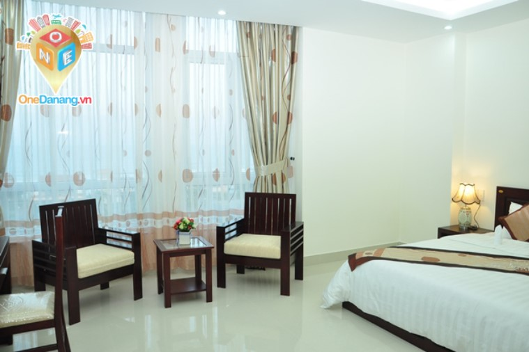 Phòng 1 gường đơn VIP 2