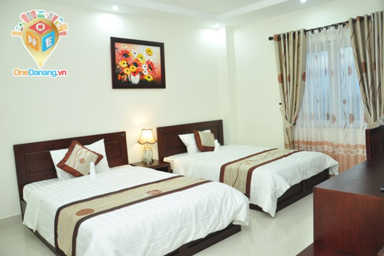 Phòng Đôi 2 giường 1