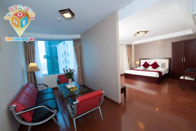 Suite Double With Seaview