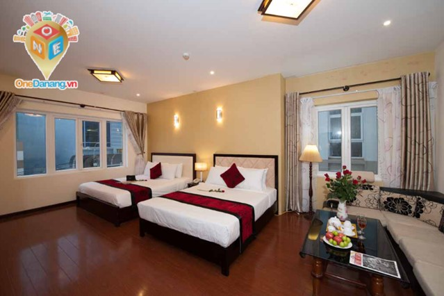 Suite Family With Seaview