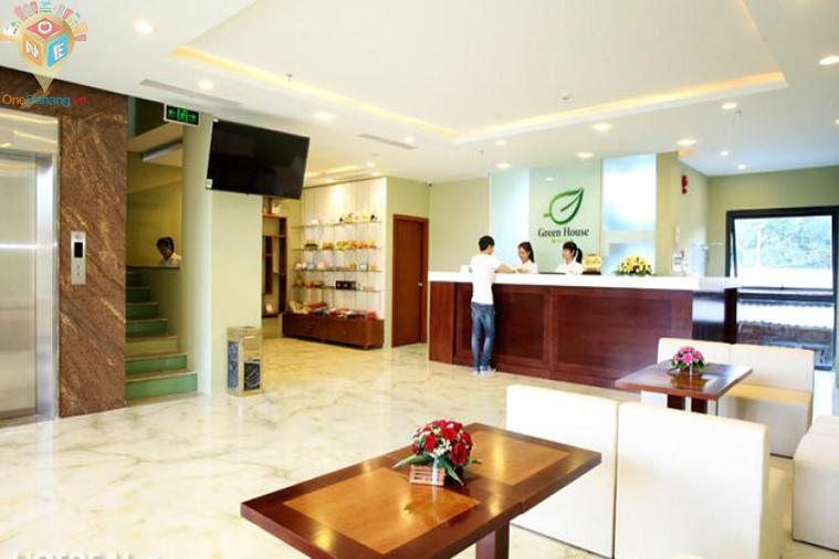 Khách sạn Green House