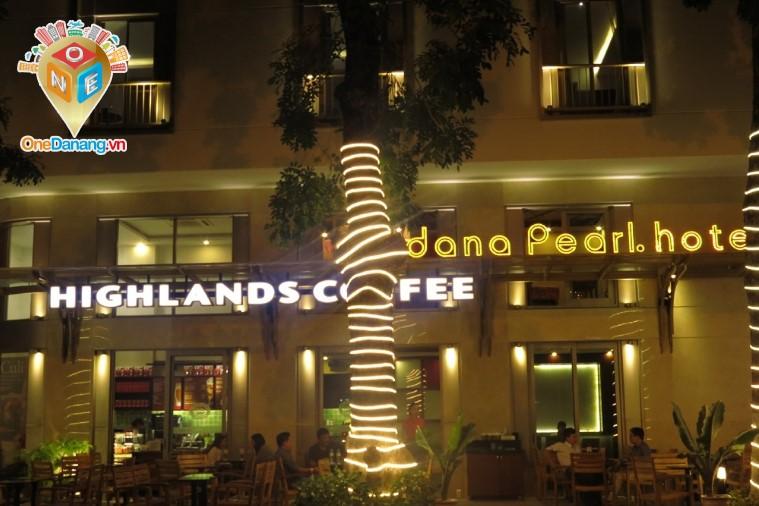 Khách sạn Dana pearl