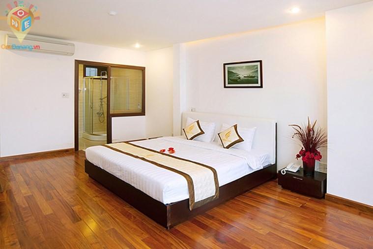 Phòng Suite hướng sông