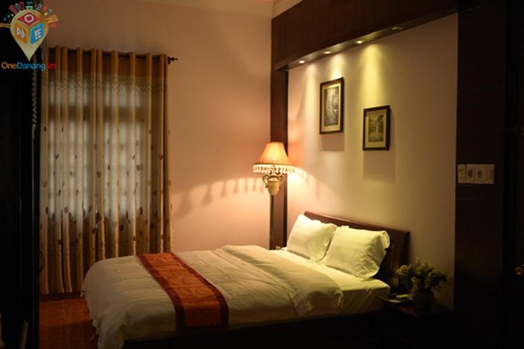 Phòng Standard 1 giường đôi 1,6m