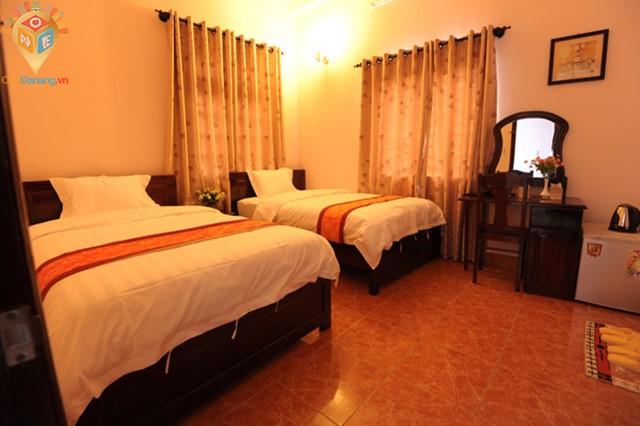 Phòng Standard 2 giường đơn 1,2m