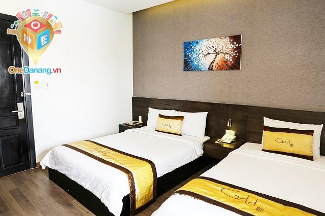 Gold Deluxe Room