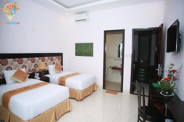 Phòng ngủ hướng sông