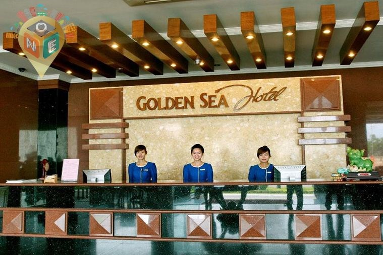 Khách san Golden Sea