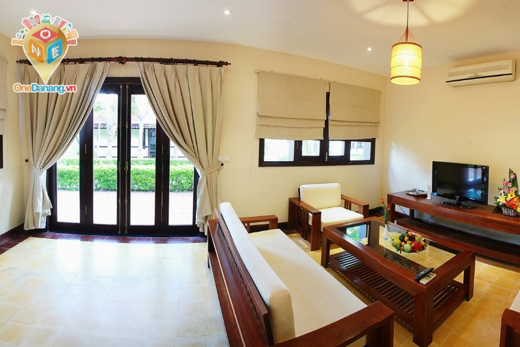 One Bedroom  Beach Front Villa