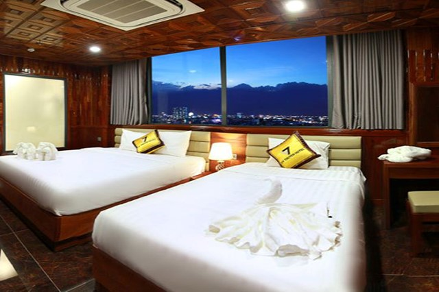 Suite Connecting Twin