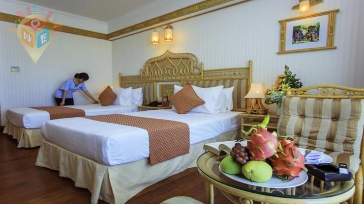 Phòng Superior giường đôi hoặc 2 giường đơn Hướng biển